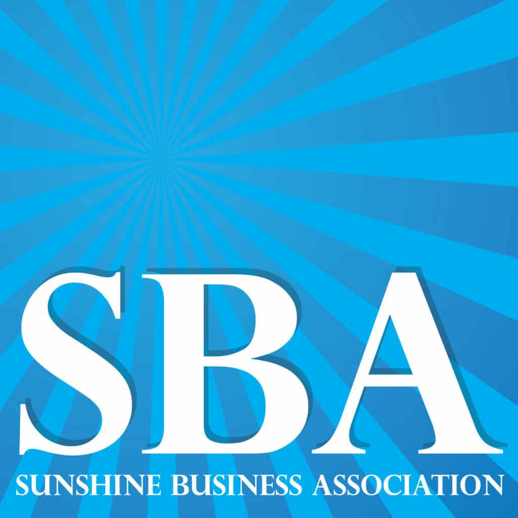 Sunshine Business Association_Logo